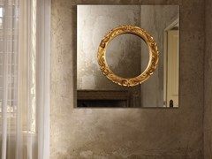 Specchio quadrato da pareteRITRATTO | Specchio - FIAM ITALIA