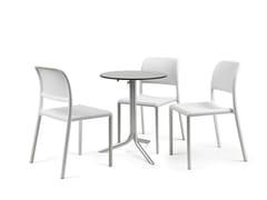 Sedia da ristorante impilabile in polipropilene RIVA BISTROT - Step/Spritz