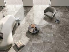 Pavimento/rivestimento in gres porcellanato effetto pietraRIVER - CERAMICHE REFIN