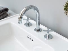 Rubinetto per lavabo a 3 fori da pianoRIVIERA | Rubinetto per lavabo a 3 fori - BATHROOM BRANDS GROUP