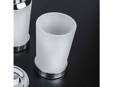 Porta bicchiere d'appoggioROAD   Portaspazzolino da appoggio - COLOMBO DESIGN