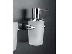 SpandisaponeROAD   Dispenser sapone da parete - COLOMBO DESIGN