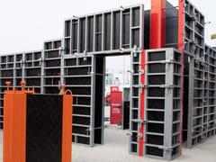 Casseri per la realizzazione di paretiROBUSTO 120 - FARESIN FORMWORK