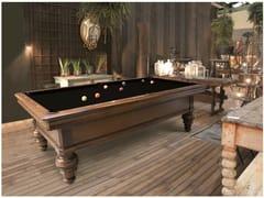 Tavolo da biliardo rettangolare in legno masselloROCHEVILAINE - BILLARDS TOULET
