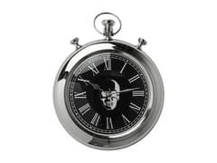 Orologio in acciaio da pareteROCKSTAR | Orologio da parete - KARE DESIGN