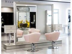 Postazione lavoro per parrucchiereRODOLFO DOUBLE - MALETTI