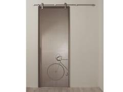 Porta scorrevole in acrilico in stile modernoROI - BENCORE®