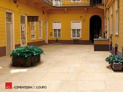 Pavimento per esterni effetto pietraROMANO - A CIMENTEIRA DO LOURO