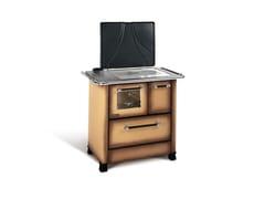 Cucina a legna economicaROMANTICA 3,5 SX - LA NORDICA EXTRAFLAME