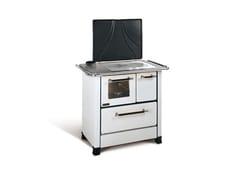 Cucina a legna economicaROMANTICA 4,5 SX - LA NORDICA EXTRAFLAME