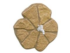 Rosone in pietra ricostruitaROSA DEL DESERTO - BONFANTE