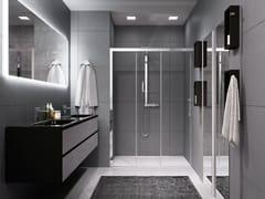 Box doccia a nicchia con porta scorrevoleROSE ROSSE | 3PH - NOVELLINI