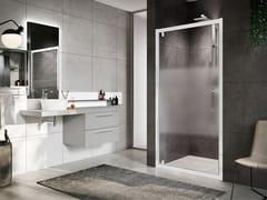 Box doccia a nicchia con porta scorrevoleROSE ROSSE | G - NOVELLINI