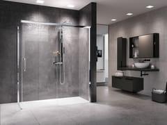 Box doccia con porta scorrevoleROSE ROSSE | PH + FH - NOVELLINI