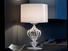 Lampada da tavolo a luce diretta in metallo ROSEMERY TL1G - Rosemery