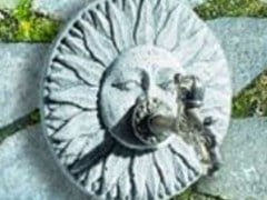 Rosone per fontana da giardinoLINEA NATURA   Rosone per fontana - COPPI CARLO DI COPPI CLAUDIO & C.