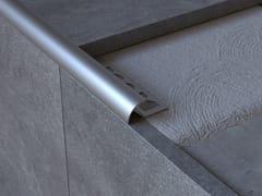 Profilo paraspigolo in alluminioROUND FIX - MOX ALUMINIUM PROFILE SYSTEMS