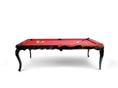 Tavolo da biliardo rettangolare in palissandroROYAL SNOOKER | Tavolo da biliardo - BOCA DO LOBO
