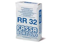 FASSA, RR 32 Malta cementizia per il trattamento di versanti