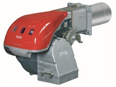Bruciatore di gas bistadio progressivo o modulante RS 34-250/M - Bruciatori