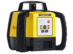 Laser rotante RUGBY 640 - LEICA GEOSYSTEMS