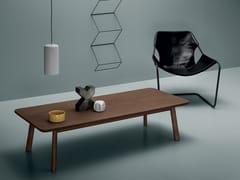 Tavolino rettangolare in frassinoRUM   Tavolino in frassino - MD HOUSE