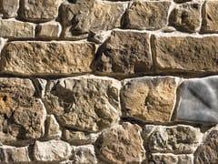 Rivestimento in pietra ricostruitaRURALE P73 | Marrone - GEOPIETRA
