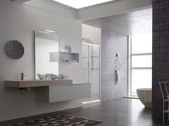 Sistema bagno componibileRUSH - COMPISIZIONE 28 - ARCOM