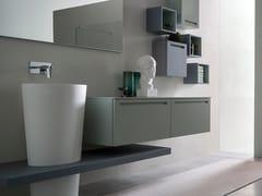 Sistema bagno componibileRUSH - COMPOSIZIONE 29 - ARCOM