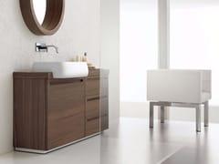 Sistema bagno componibile RUSH - COMPOSIZIONE 7 - Rush