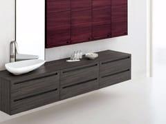 Sistema bagno componibile RUSH - COMPOSIZIONE 8 - Rush