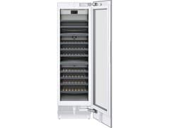 Cantinetta frigo in acciaio inox con anta in vetroRW466364 | Cantinetta frigo - BSH HAUSGERÄTE