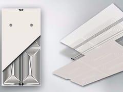 Pannello radiante a soffitto e paretePannello radiante a soffitto e parete - VIESSMANN
