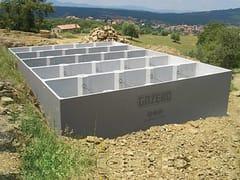 Gazebo, Impianti di recupero acqua piovana Impianti di recupero acqua piovana