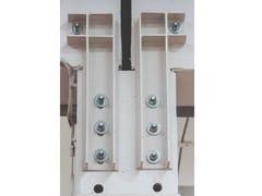 Sistema di vincolo trave rettangolare – pilastroVincolo trave rettangolare – pilastro - SERIANA EDILIZIA