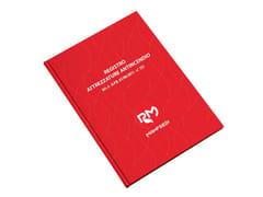 R.M. MANFREDI, Registro attrezzature antincendio Accessori antincendio