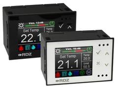 Termoregolazione e controllo igrometricoRegolazione Trio Plus - RDZ