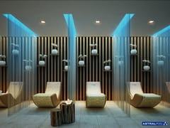 Sala Relax per centro benessereSala Relax - FLUIDRA COMMERCIALE ITALIA
