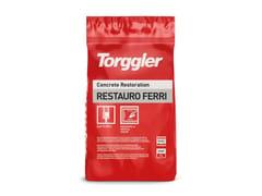 Malta monocomponente per trattamento ferri di armaturaRestauro Ferri - TORGGLER