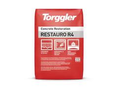 Malta premiscelata monocomponente per protezione CLSRestauro R4 - TORGGLER
