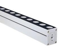 Barra a LED per esterni River Wall 2.1 -
