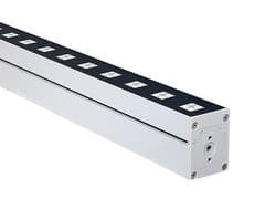 Barra a LED per esterniRiver Wall 5.0 - L&L LUCE&LIGHT