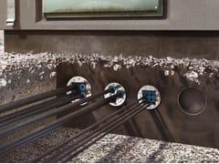 Sistema di sigillatura cavi per applicazioni interrateROXTEC UG™ - ROXTEC ITALIA