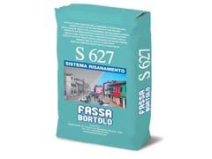 FASSA, S 627 Intonaco macroporoso per il risanamento di murature umide