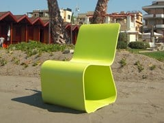Sedia in Corian® S CHAIR - CAVALLARO MARCO