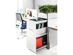 Cassettiera ufficioS-DESK   Cassettiera ufficio - DAUPHIN HUMAN DESIGN® GROUP