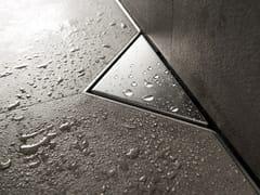 ESS Easy Drain, S-LINE Scarico per doccia in acciaio inox