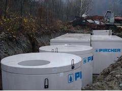 Pircher, S.O. | Vasca di separazione oli minerali  Vasca di separazione oli minerali