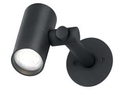 Proiettore per esterno a LED orientabile in alluminioS1 - BUZZI & BUZZI