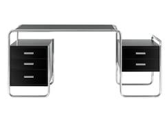 Scrivania rettangolare con cassetti S 285 | Scrivania - S 285